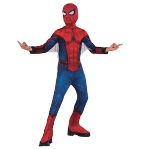 Spider Man Far From Home Superhero Costume